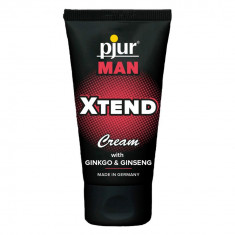 Crema Pjur Man Xtend cu Gingseg si Ginkgo - Sex Shop Erotic24
