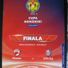 Dinamo-CFR Cluj (17 mai 2016), program de meci, Finala Cupei Romaniei - Program meci