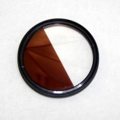 Filtru efect transparent cu maro Hama 52mm(129) - Filtru foto