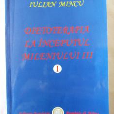 DIETOTERAPIA LA INCEPUTUL MILENIULUI III -Vol.I, Iulian Mincu, 2004. Cu autograf