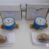 Contor monojet apa cu cadran uscat B Meters GSD5 1/2 ( apometru ) nou, la cutie