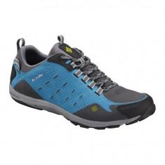 Pantofi sport Columbia Conspiracy Razor Dark Compass (CLM-BM2576M-405 ) - Pantofi barbat Columbia, Marime: 44, Culoare: Albastru