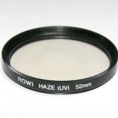 Filtru UV Rowi 52mm(044) - Filtru foto
