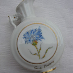 Frumoasa vaza din portelan suedez HACKEFORS, Vaze