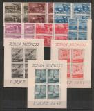 Romania.1947 1 Mai-Ziua Muncii  bloc 4   AX.143, Nestampilat