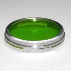 Filtru verde camera filmat B+W 37.5mm(146)