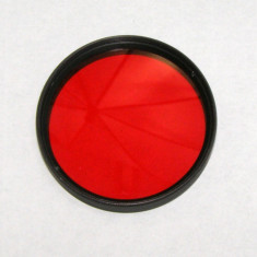 Filtru rosu 55mm(055) - Filtru foto