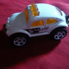 Masinuta firma Mattel Matchbox Tailanda ,marca Beetle 4x4 ,metal si plastic