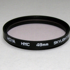 Filtru skylight Hoya 49mm(112) - Filtru foto