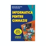 Emanuela cerchez informatica pentru gimnaziu - Carte Informatica