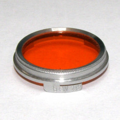 Filtru orange camera filmat B+W 29mm(202)