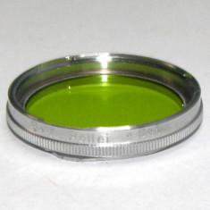 Filtru galben verde B+W Rollei (155) - Filtru foto