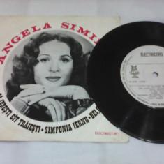 DISC VINIL ANGELA SIMILEA FOARTE RAR !!! EDC 10.570 STARE FOARTE BUNA - Muzica Pop