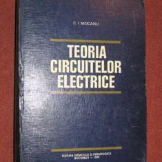 Teoria Circuitelor Electrice - C.I.Mocanu - Carti Electronica