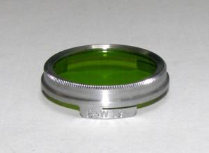 Filtru verde camera filmat B+W 29mm(167)