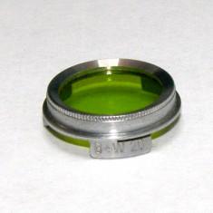 Filtru verde camera filmat B+W 20mm(198)