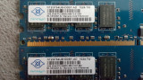 Memorie RAM DDR 2 NANYA 2 GB  800 MHz PC2-6400U-666, Single channel