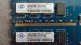 Memorie RAM DDR 2 NANYA 2 GB  800 MHz PC2-6400U-666