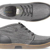 Pantofi Olukai Kiki canvas + piele marime 43.5