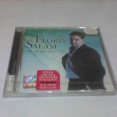 CD MANELE FLORIN SALAM SI INVITATII SAI ORIGINAL NOU SIGILAT - Muzica Lautareasca