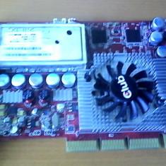 Placa Video Club3D ATI Radeon 9800 SE All-in-Wonder agp cu Tv-tuner artefacte - Placa video PC