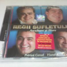 CD MANELE REGII SUFLETULUI ASCULTARE SI HORE ORIGINAL NOU SIGILAT - Muzica Lautareasca