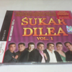 CD MANELE SUKAR DILEA VOL 1 ORIGINAL NOU SIGILAT - Muzica Lautareasca