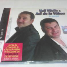 CD MANELE VALI VIJELIE&ADI DE LA VALCEA ORIGINAL NOU SIGILAT - Muzica Lautareasca
