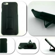 Husa spate cu suport Sony Xperia Z5 Premium, Piele Ecologica
