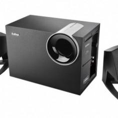 Boxe Edifier M1380, Sistem 2.1, 28W RMS, telecomanda - Boxe PC