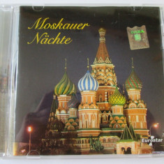 CD EUROSTAR/MOSKAUER NACHTE IN STARE F.BUNA - Muzica Pop Altele