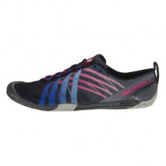 Pantofi sport Merrell Vapor Glove Black (MRL593VA-BLU ) - Adidasi dama Merrell, Culoare: Negru, Marime: 37
