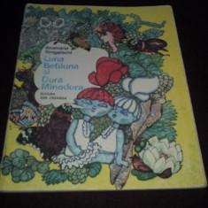 ANAMARIA SMIGELSCHI - LUNA BETILUNA SI DORA MINODORA - Carte poezie copii