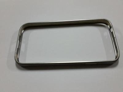 Husa bumper aluminiu Samsung Galaxy S4 - gri foto