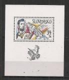 Slovacia.1994 Imnul national slovac-Bl.  MS.428