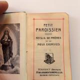 Carte mica de rugaciuni 1924 - Carti Crestinism