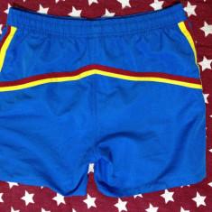 Pantaloni short slip scurti pentru plaja Albastru - URGENT - Slip barbati, Marime: M