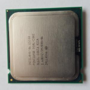 Procesor Intel Pentium Dual Core E5300, 2.6 Ghz , 2Mb Cache, Socket LGA 775