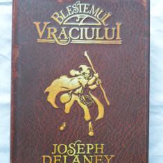 Joseph Delaney - Blestemul vraciului - Roman