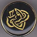 Cumpara ieftin Insigna masonica, diametru 2 cm, Europa