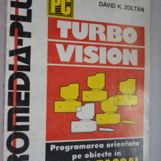Turbo vision - programarea orientata pe obiecte in turbo pascal