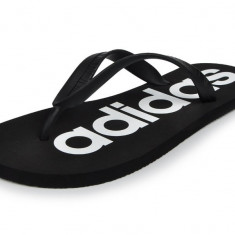 Slapi, Papuci Adidas Sun Flip-Slapi originali, Papuci Plaja AW4535 - Papuci barbati Adidas, Marime: 43, Culoare: Din imagine