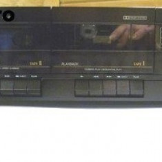 Deck AKAI HX 25W double cassette deck