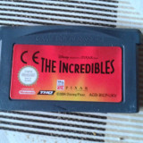 vand jocuri nintendo gameboy advance, THE INCREDIBLES