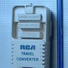 Transformator 110/220 convertor 50W adaptor universal functional