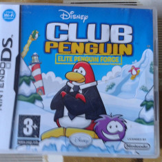Vand joc nintendo ds, nou, CLUB PENGUIN - Jocuri Nintendo DS Activision, Arcade, 3+, Single player