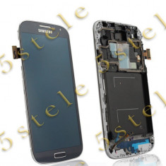 Display LCD+Touchscreen Samsung i9506 Galaxy s4 Negru Original Swap A, Samsung Galaxy S4