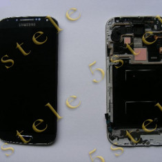 Display LCD+Touchscreen Samsung i9505 Galaxy s4 Blue Original Swap B, Samsung Galaxy S4