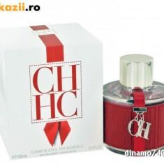 PARFUM CAROLINA HERRERA CH 100 ML ---SUPER PRET, SUPER CALITATE! - Parfum femeie Carolina Herrera, Apa de toaleta