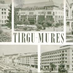 TARGU MURES - Carte Postala Transilvania dupa 1918, Circulata, Fotografie